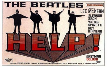 """SYSPEDIA – """"Help"""" di Richard Lester"""