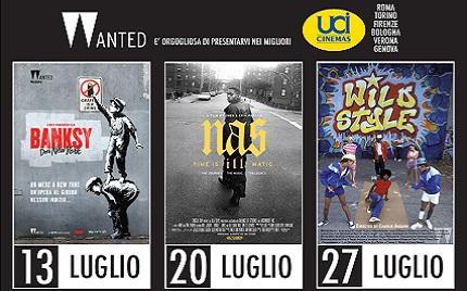 LUGLIO MUSICALE AL CINEMA