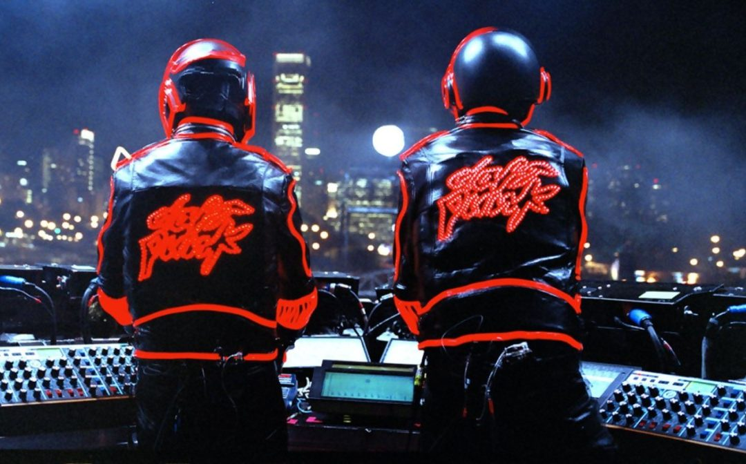 DAFT PUNK UNCHAINED CON SYS