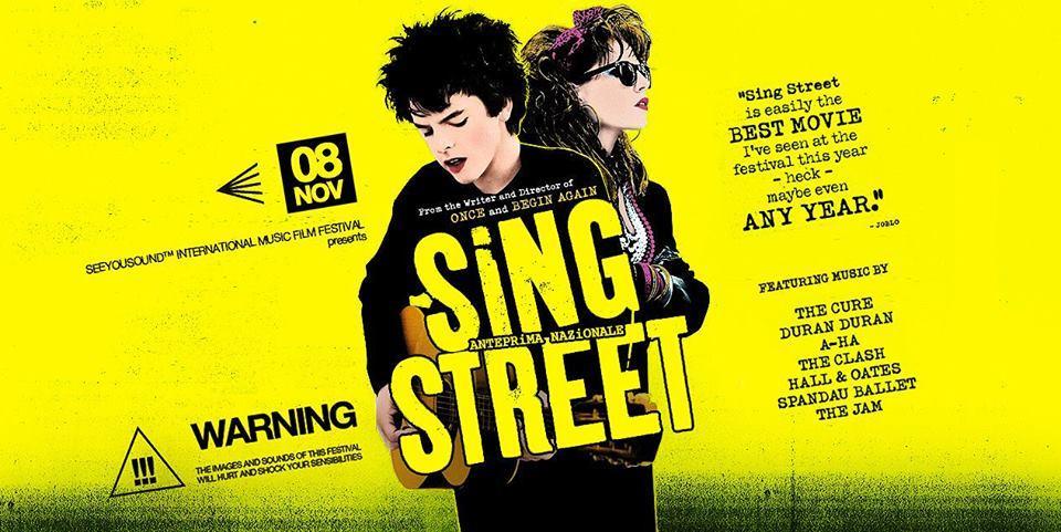 ANTEPRIMA DI 'SING STREET' ALL'AMBROSIO