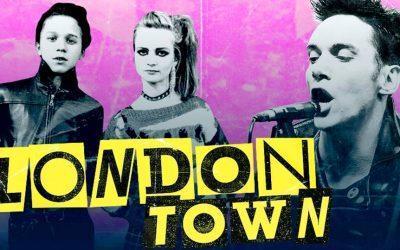 """SYS AL MASSIMO CON """"LONDON TOWN"""""""
