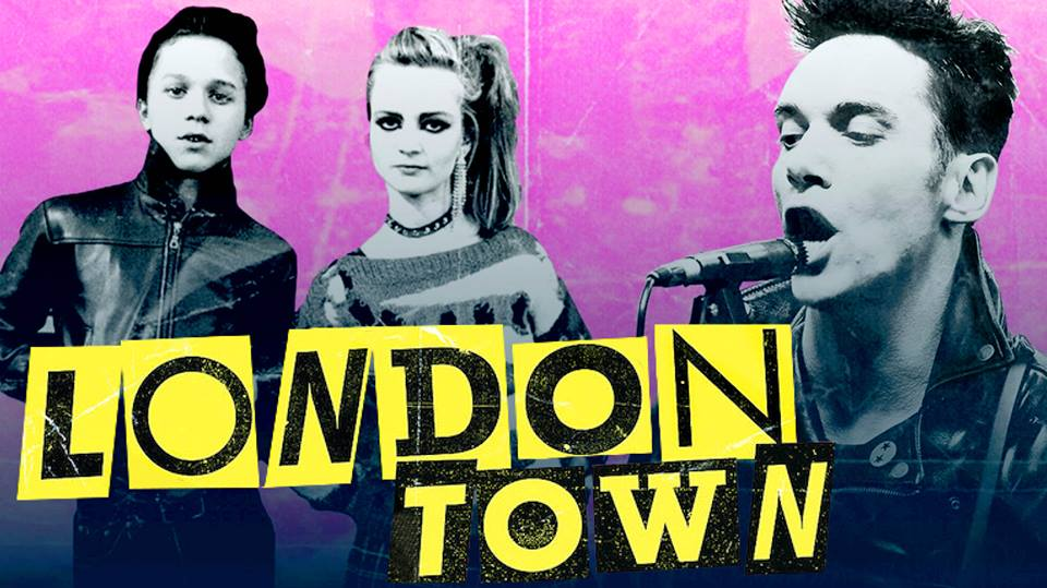 "SYS AL MASSIMO CON ""LONDON TOWN"""