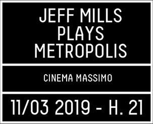 Jeff mills plays metropolis